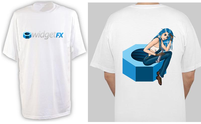 WidgetFXShirt